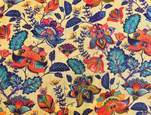 Digital Printed Fabric 2