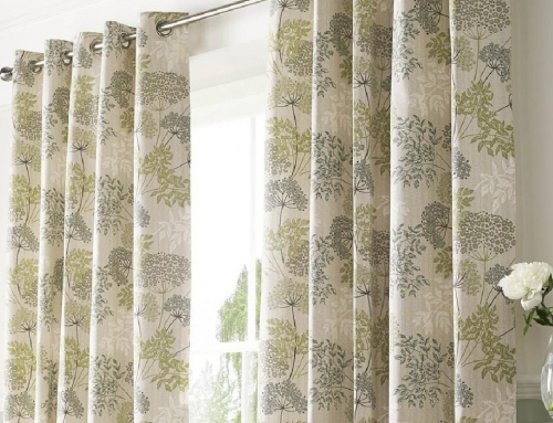 Natural Design curtain