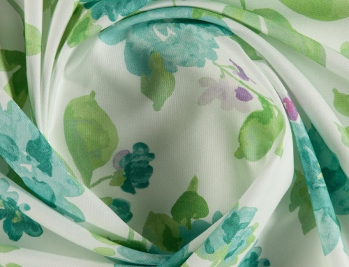 Pure Cotton Printed Fabric